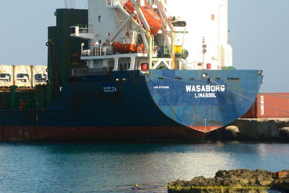 MV WASABORG 11