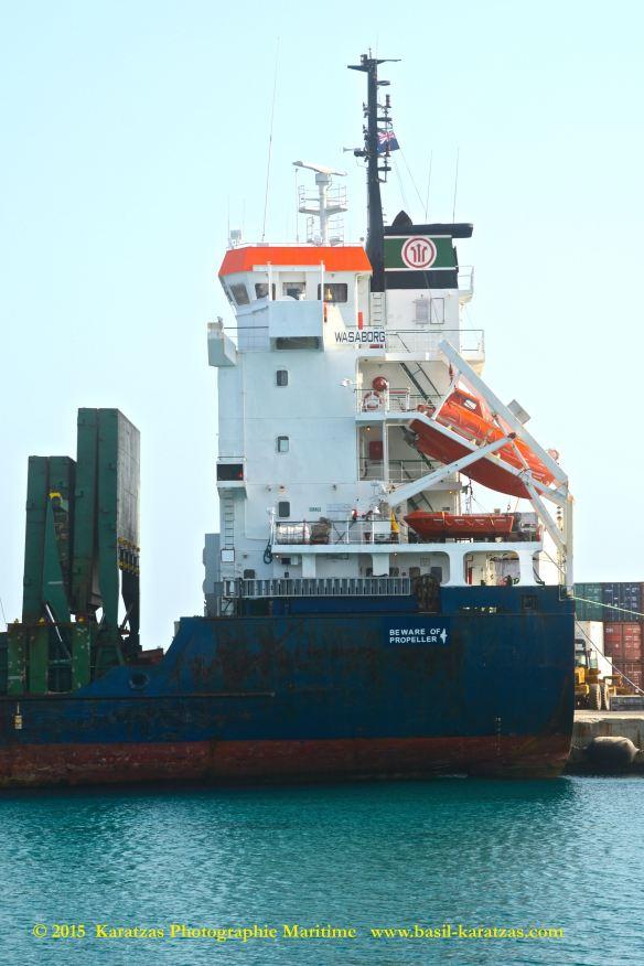 MV WASABORG 12