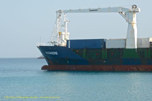 MV WASABORG 13