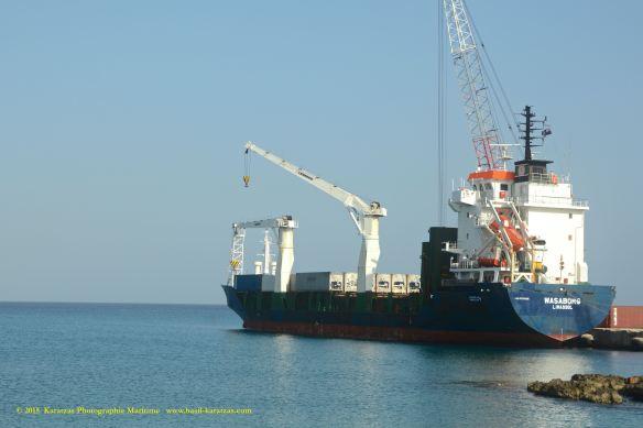 MV WASABORG 14