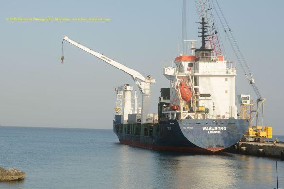 MV WASABORG 8