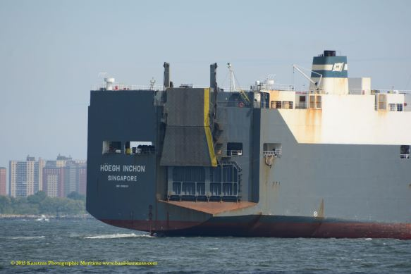 MV HOEGH INCHON 10