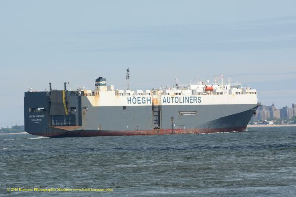 MV HOEGH INCHON 11