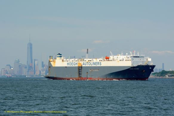 MV HOEGH INCHON 2