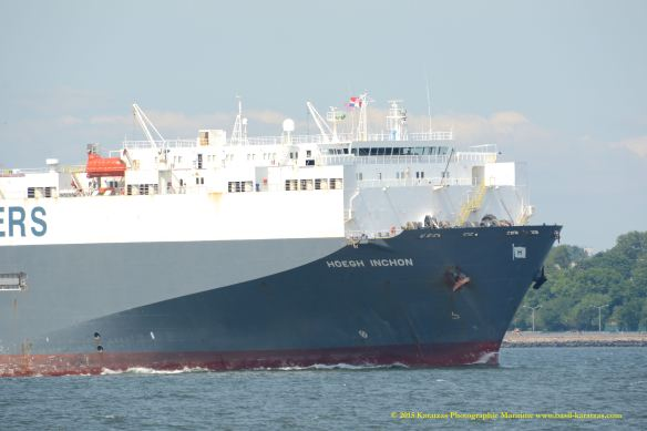 MV HOEGH INCHON 3