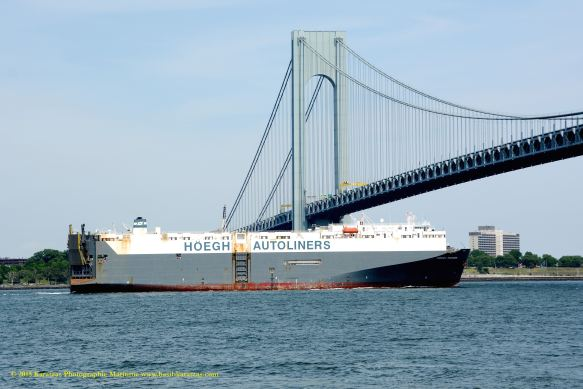 MV HOEGH INCHON 6