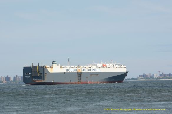 MV HOEGH INCHON 9