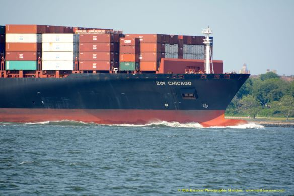 MV ZIM CHICAGO 5