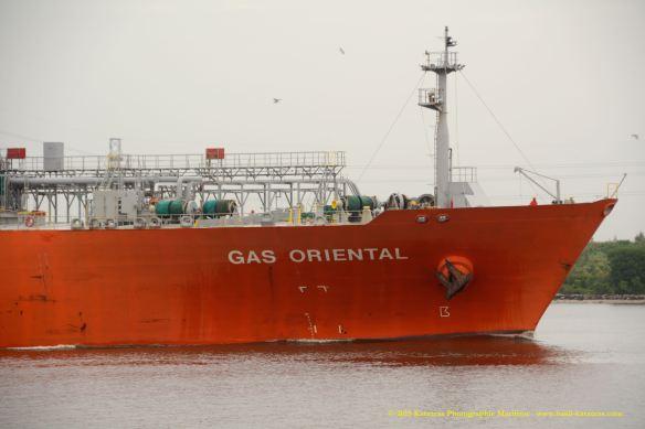 MT GAS ORIENTAL 10