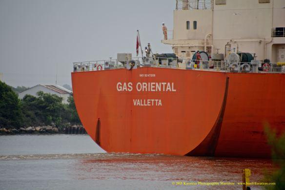 MT GAS ORIENTAL 13