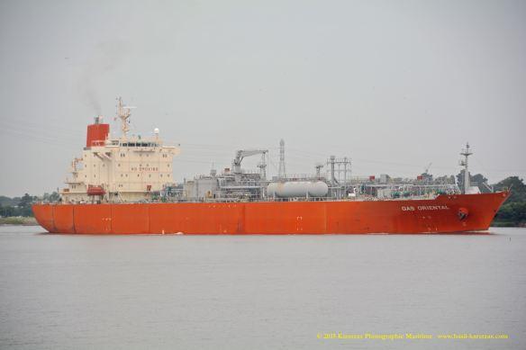 MT GAS ORIENTAL 5