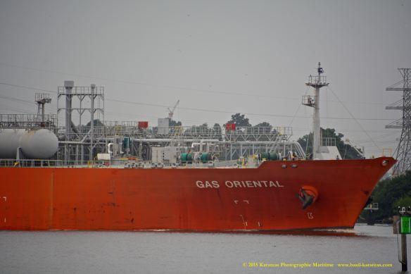 MT GAS ORIENTAL 6