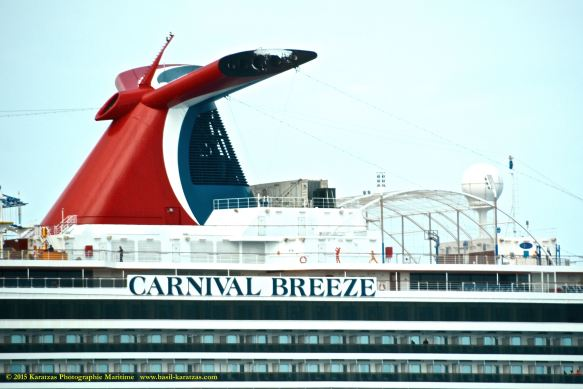 MV CARNIVAL BREEZE 13