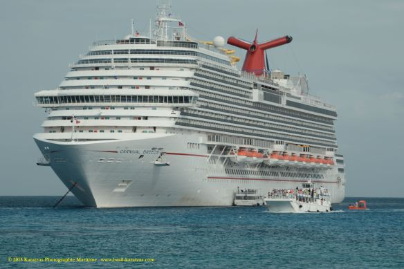 MV CARNIVAL BREEZE 8