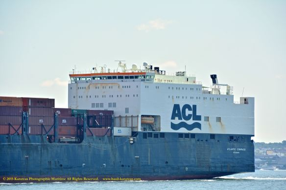 MV ATLANTIC COMPASS 4@