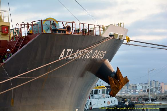 MV ATLANTIC OASIS 2@