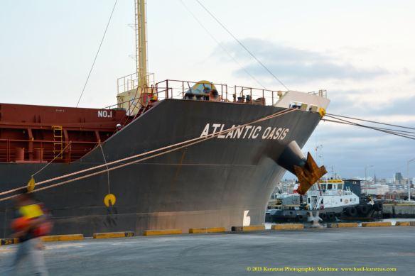 MV ATLANTIC OASIS 3@