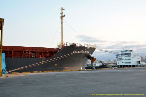 MV ATLANTIC OASIS 4@