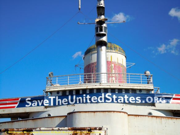 SS UNITED STATES 14@