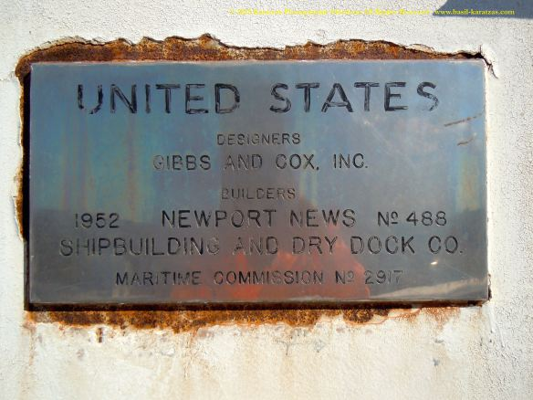 SS UNITED STATES 15@