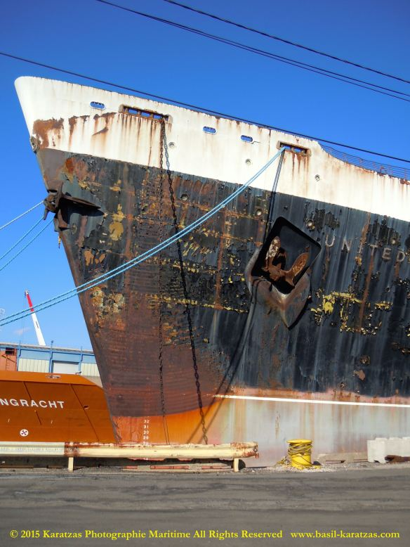 SS UNITED STATES 5@