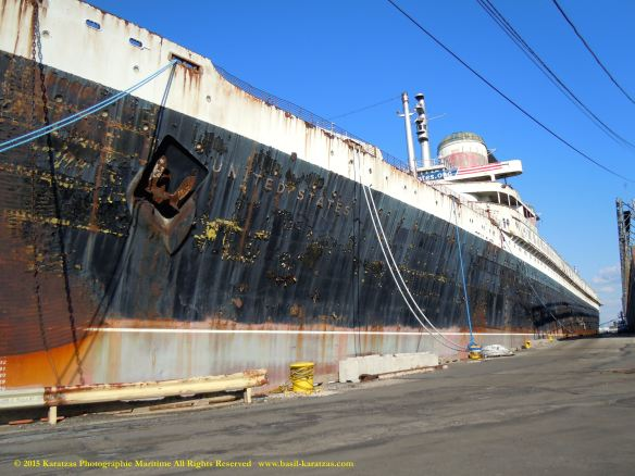 SS UNITED STATES 6@