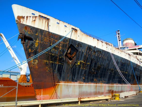 SS UNITED STATES 7@