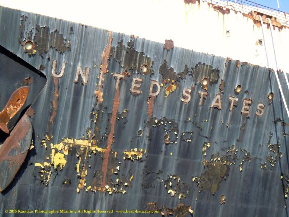 SS UNITED STATES 8@