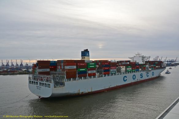 MV COSCO FAITH 13@