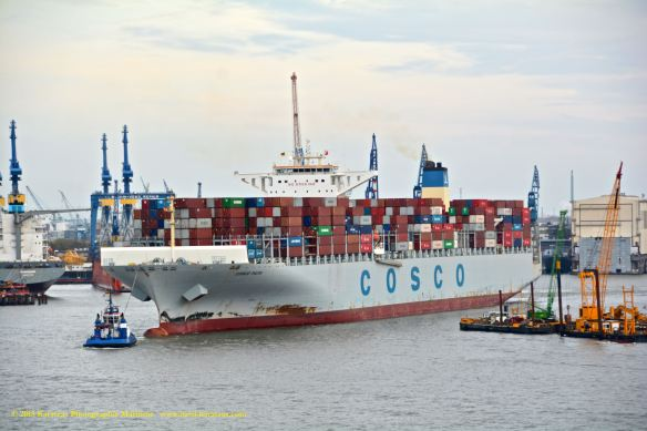 MV COSCO FAITH 2@