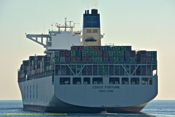 MV COSCO FORTUNE 11@