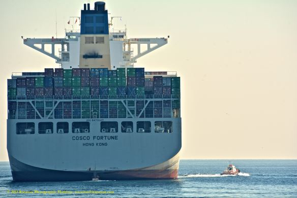MV COSCO FORTUNE 12@
