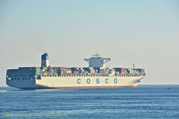 MV COSCO FORTUNE 13@