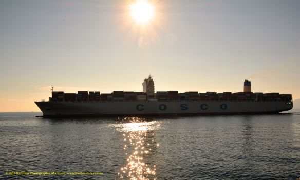 MV COSCO FORTUNE 7@
