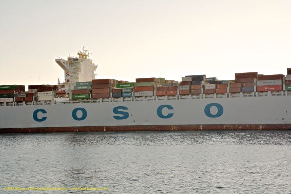 MV COSCO FORTUNE 8@