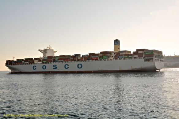 MV COSCO FORTUNE 9@