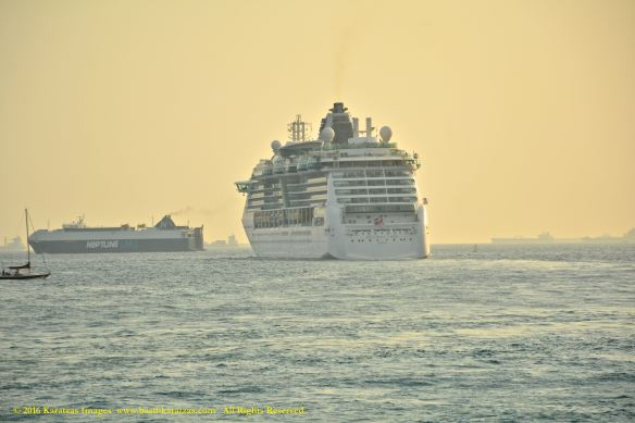 MV BRILLIANCE OF THE SEAS 14 BMK_6290 @