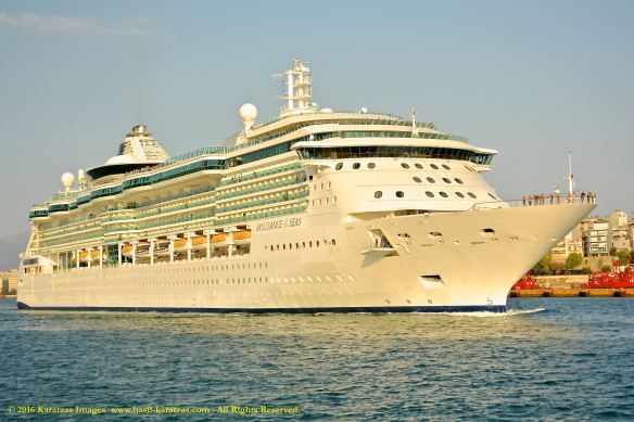 MV BRILLIANCE OF THE SEAS 5 BMK_6188 @